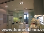 Well-designed 3 bedroom serviced apartment on Tran Binh str, Nam Tu Liem dtr, Ha Noi city