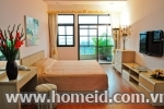 Modern and warm serviced apartment in Oriental Palace