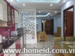 Well-designed 2-bedroom serviced apartment in Tran Phu str., Ba Dinh dist.