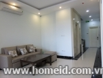 Nice and reasonable price serviced apartment on Tran Thai Tong str.