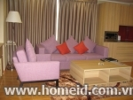One twin bedroom, full facility apartment in Candeo Residence Hanoi