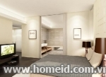 BEAUTIFUL SUB-PENTHOUSE FOR RENT IN INDOCHINA PLAZA HA NOI