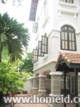 PICTURESQUE VILLA WITH A NICE GARDEN IN DANG THAI MAI, TAY HO DISTRICT