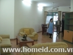 Fully furnished 2 bedroom apartment for rent in Trung Hoa Nhan Chinh