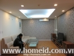 Modernly decorated and cheap price serviced apartment for rent on Xuan Thuy street