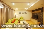 High-class serviced apartment for rent in Candle hotel residence on Doi Can street