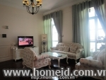 Luxurious and beautiful apartment for rent in The Manor, My Dinh, Ha Noi
