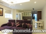 Elegant serviced apartment in Phan Dinh Phung str, Ba Dinh dtr