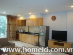 Large and modern serviced apartment for rent on Lang Street
