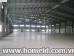 QUALIFIED FACTORY FOR LEASE IN NOI BAI INDUSTRIAL ZONE