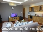 Serviced apartment for rent in Buoi str, Ba Dinh dtr
